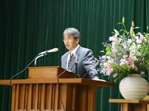 横浜共立学園中学校 高等学校 校長 坂田雅雄